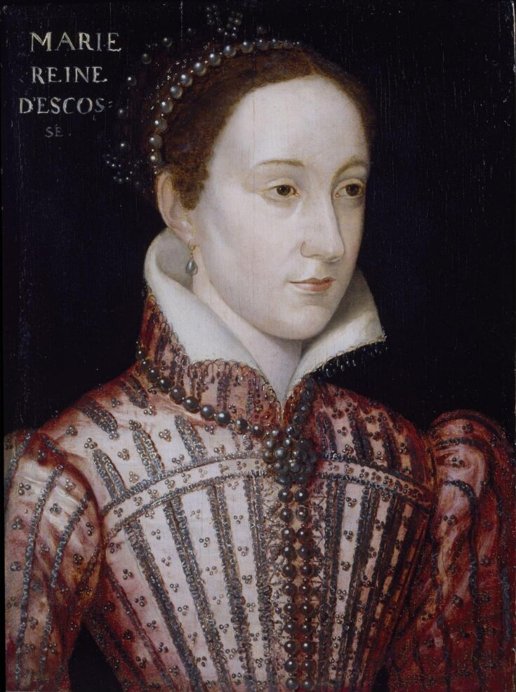 Portrait of Mary Stuart, Queen of Scots top image