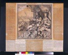 Coronation of William III and Queen Mary II thumbnail 1