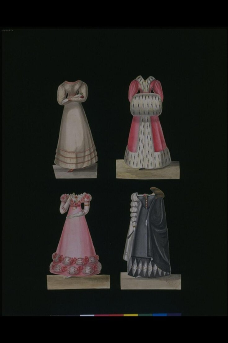 Paper Doll top image