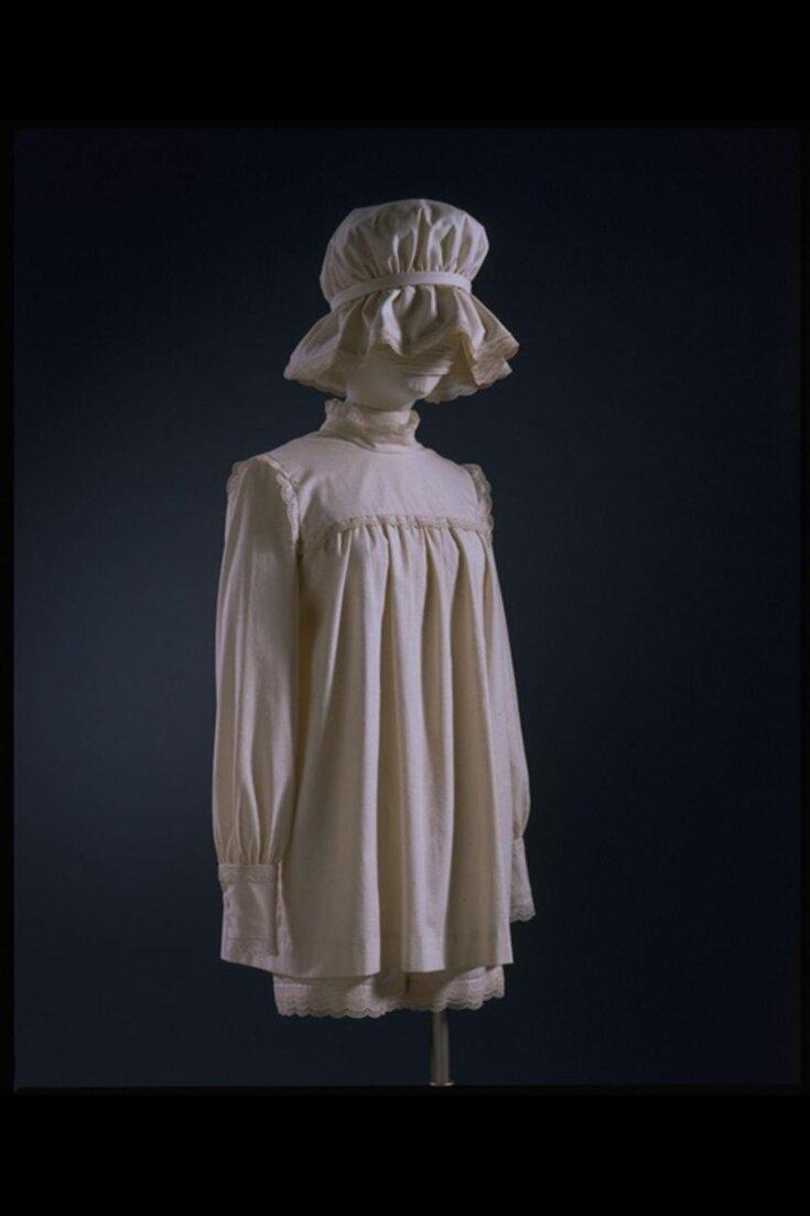 Ensemble (Mini Dress, Shorts, Cap & Shoes) top image