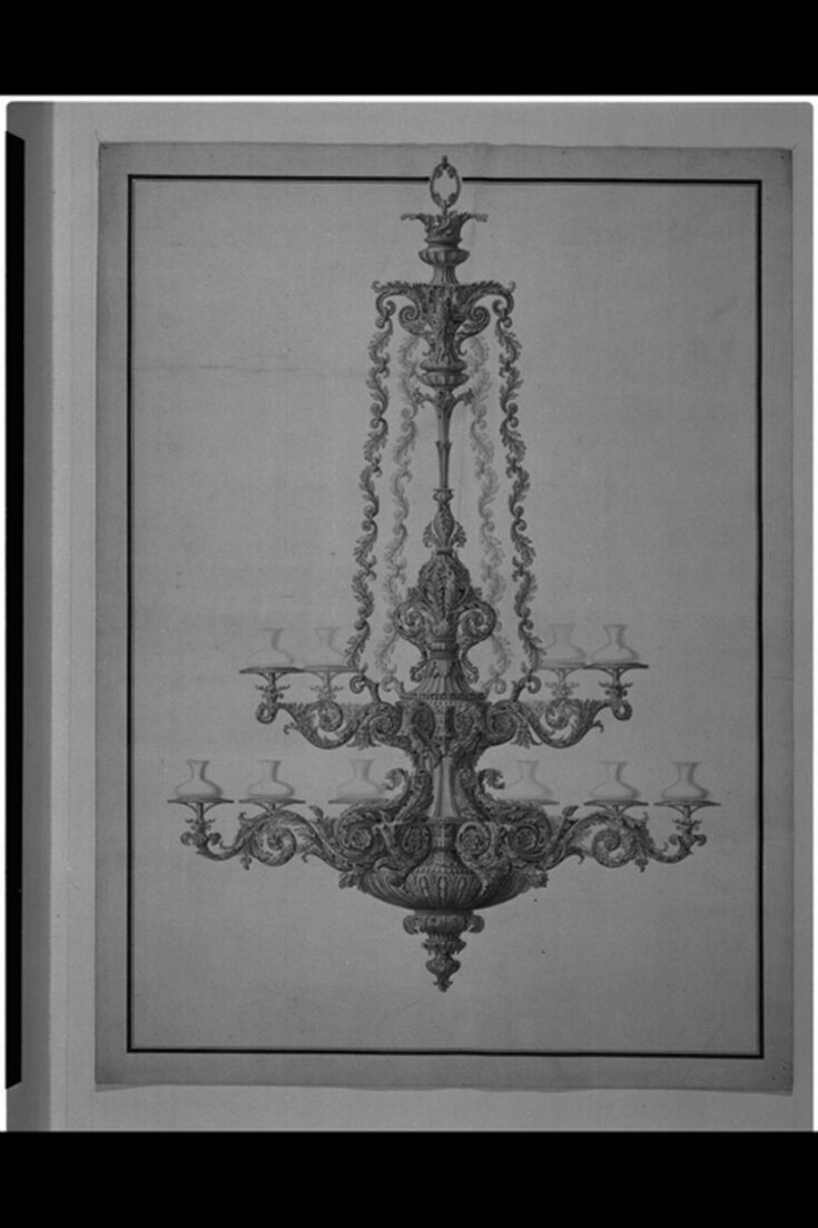 Design for a Chandelier top image