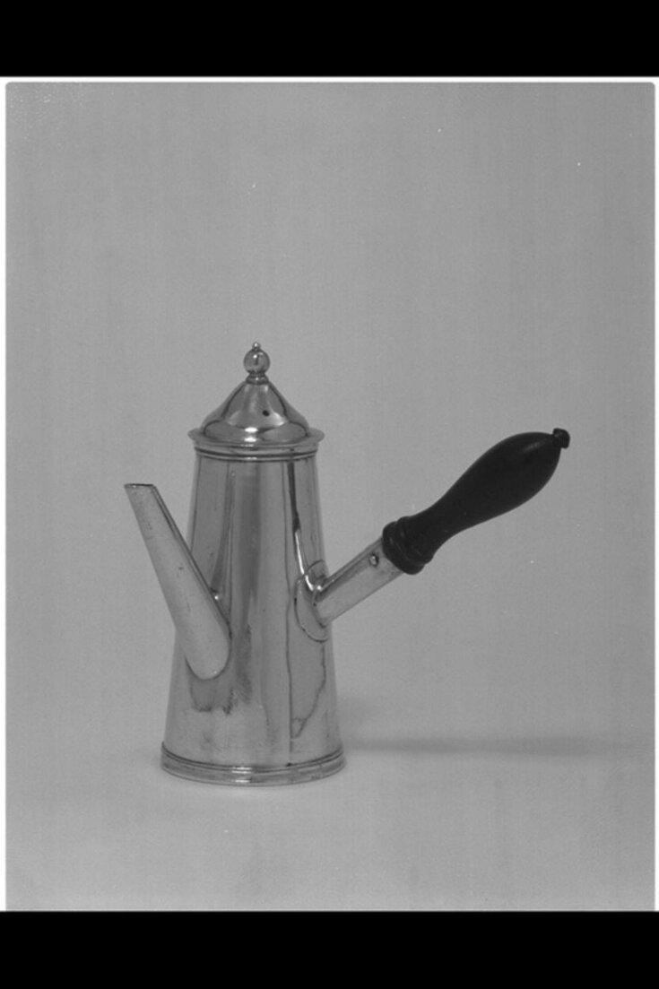 Miniature Coffee Pot top image