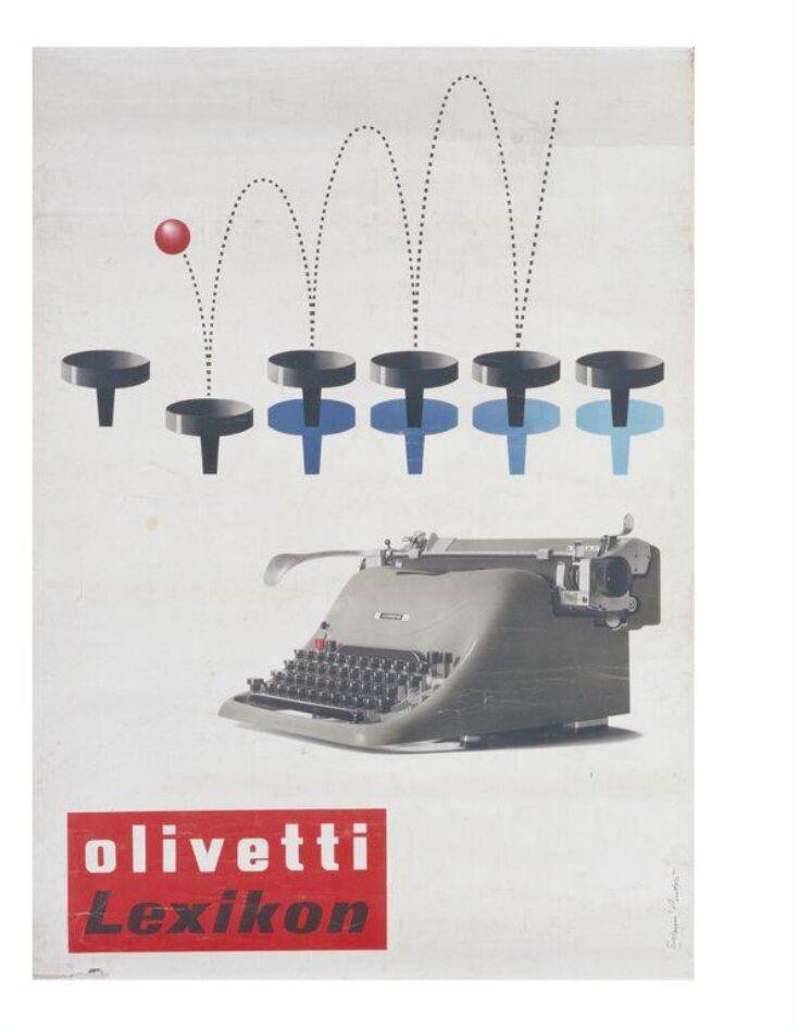 Olivetti Lexikon top image