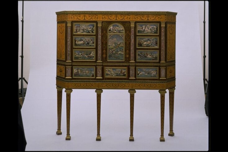 The Kimbolton Cabinet top image