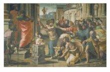 The Sacrifice at Lystra (Act 14: 8-18) thumbnail 1