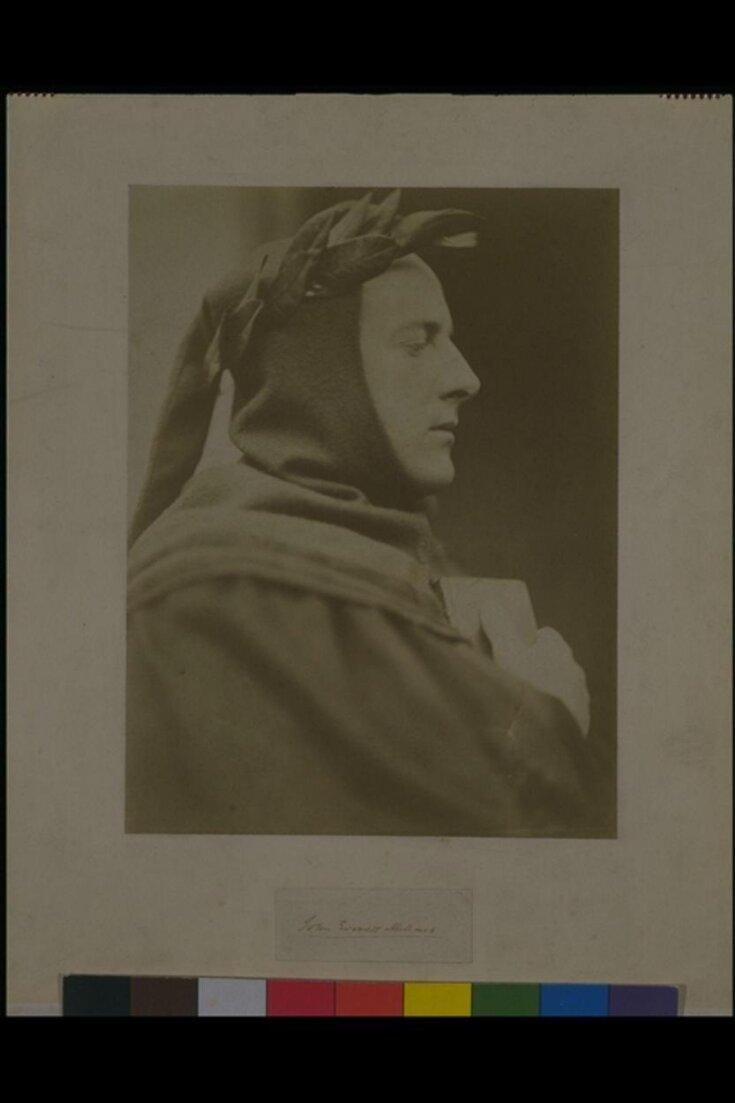 John Everett Millais as Dante top image