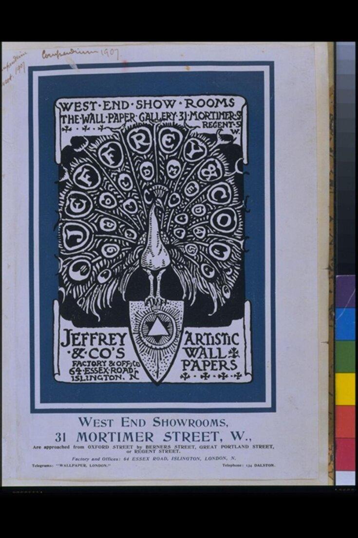 Jeffrey & Co's Artistic Wallpapers top image