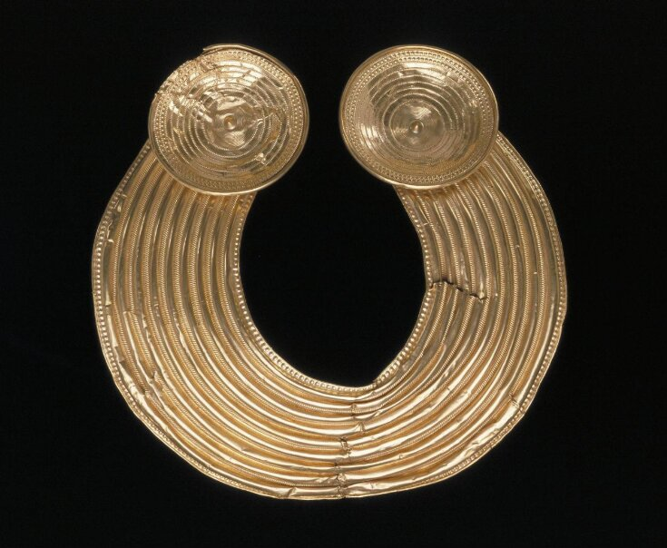The Shannongrove Gorget top image
