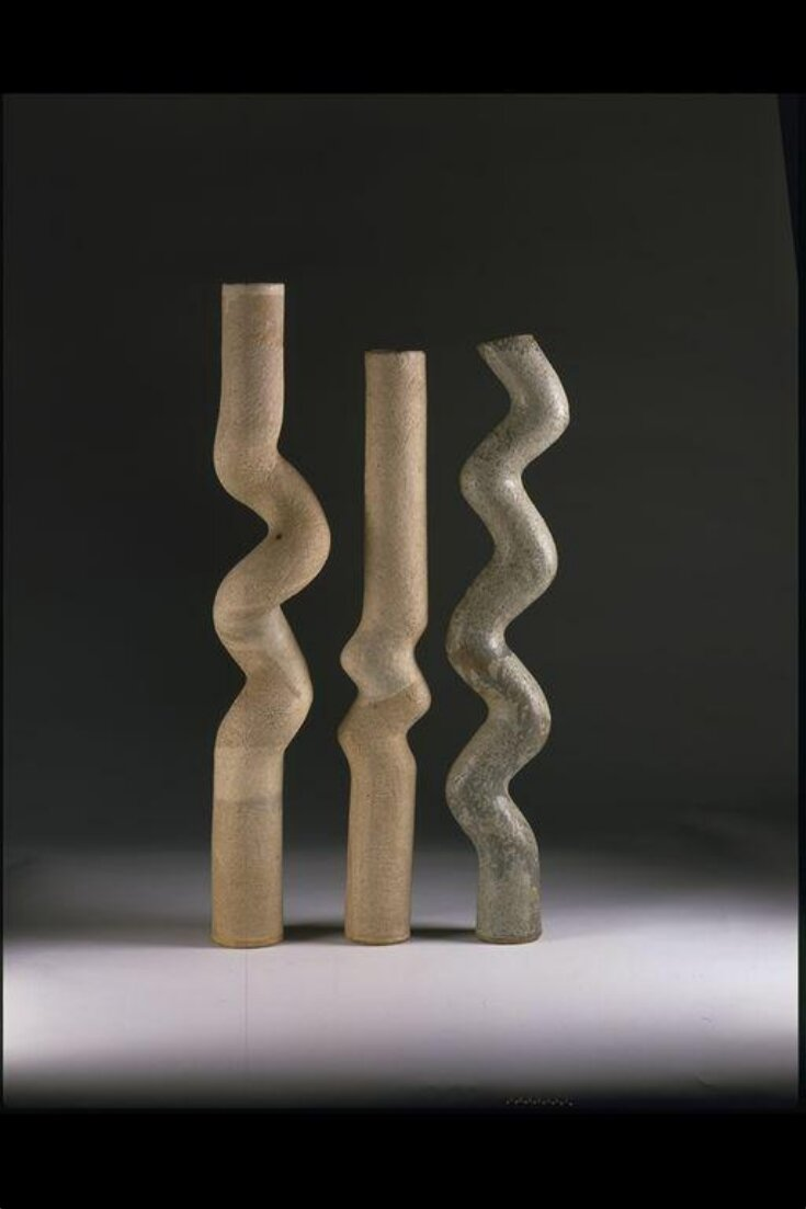 Three standing pipes top image