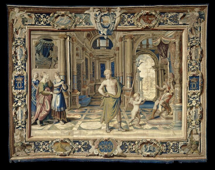 Tapestry top image