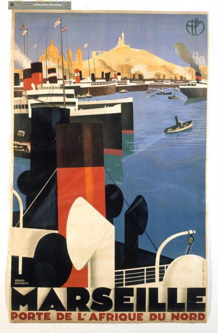 Marseille Porte de l'Afrique du Nord top image