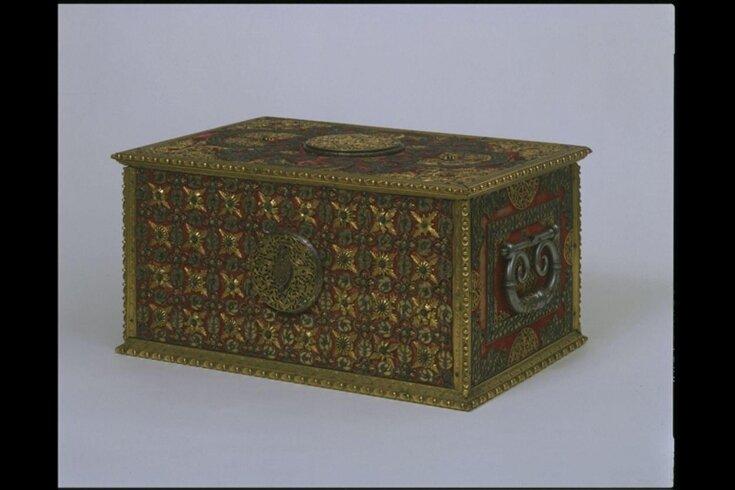Queen Mary's Jewel Casket top image