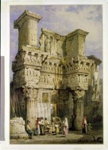 Forum of Nerva, Rome thumbnail 1