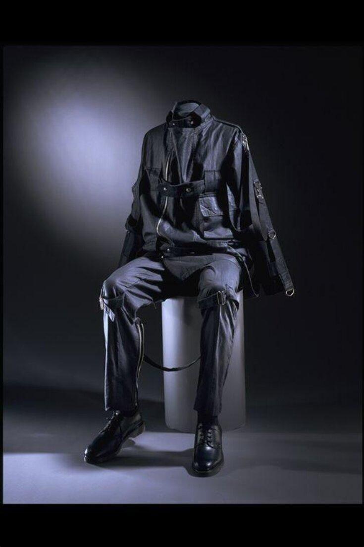 Bondage Suit top image