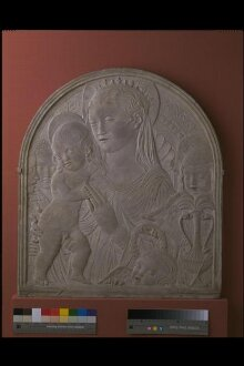 Virgin and Child with five angels thumbnail 1