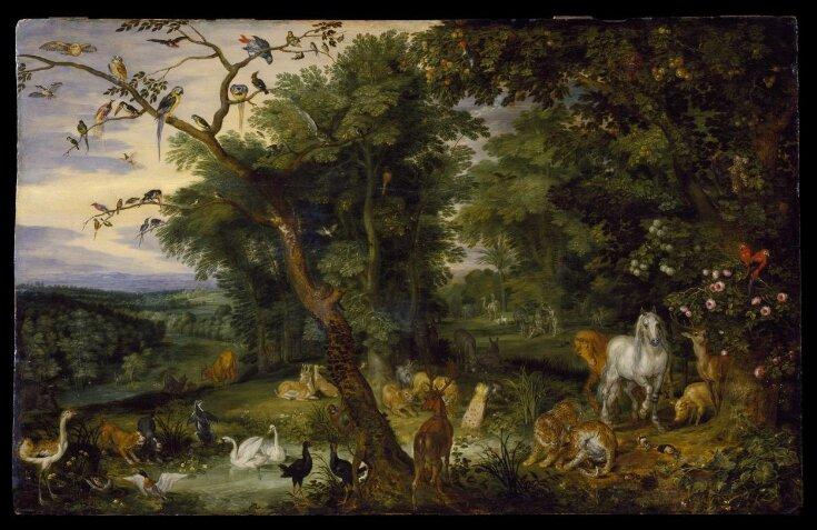 The Temptation in the Garden of Eden top image