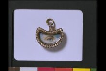An Eye in a crescent shaped setting thumbnail 1