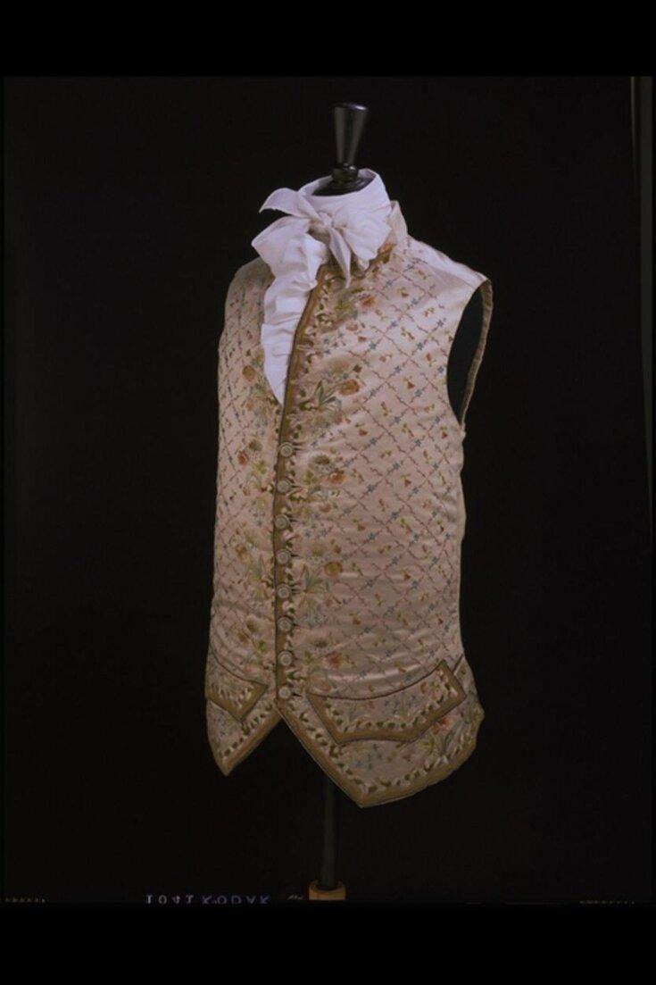 Waistcoat top image