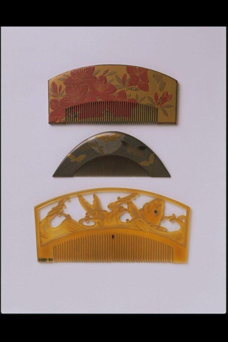 Comb top image