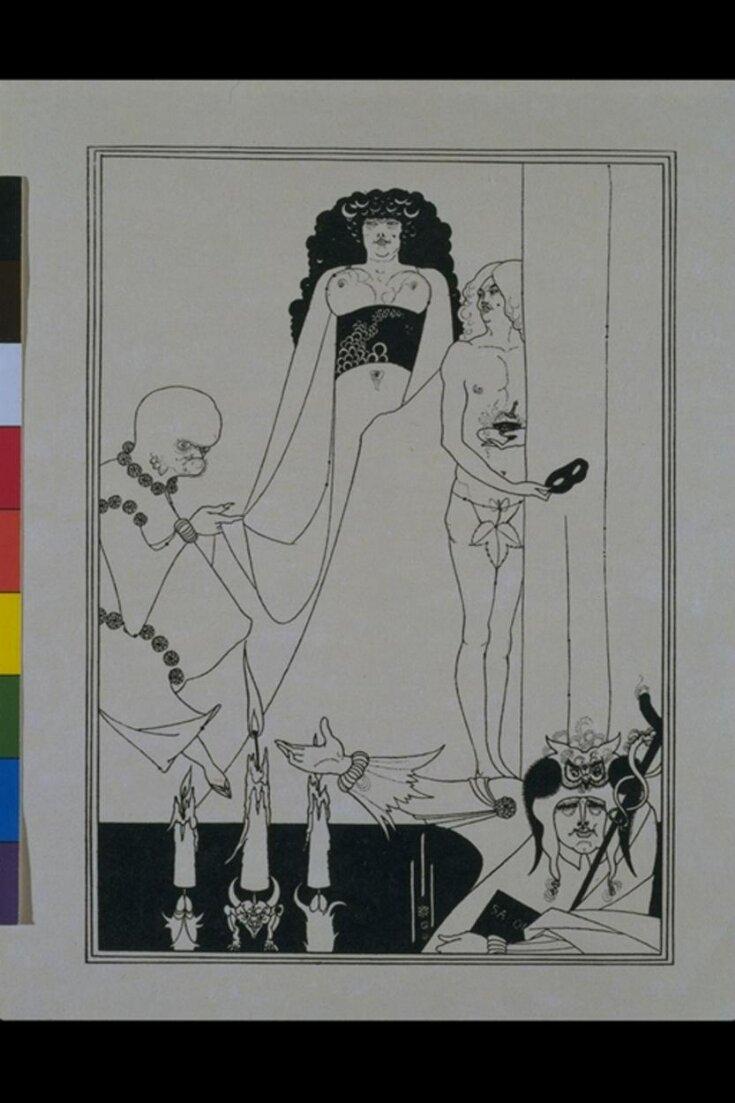 Enter Herodias top image