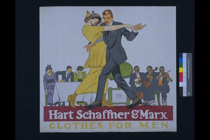 Hart Schaffner & Marx clothes for men top image