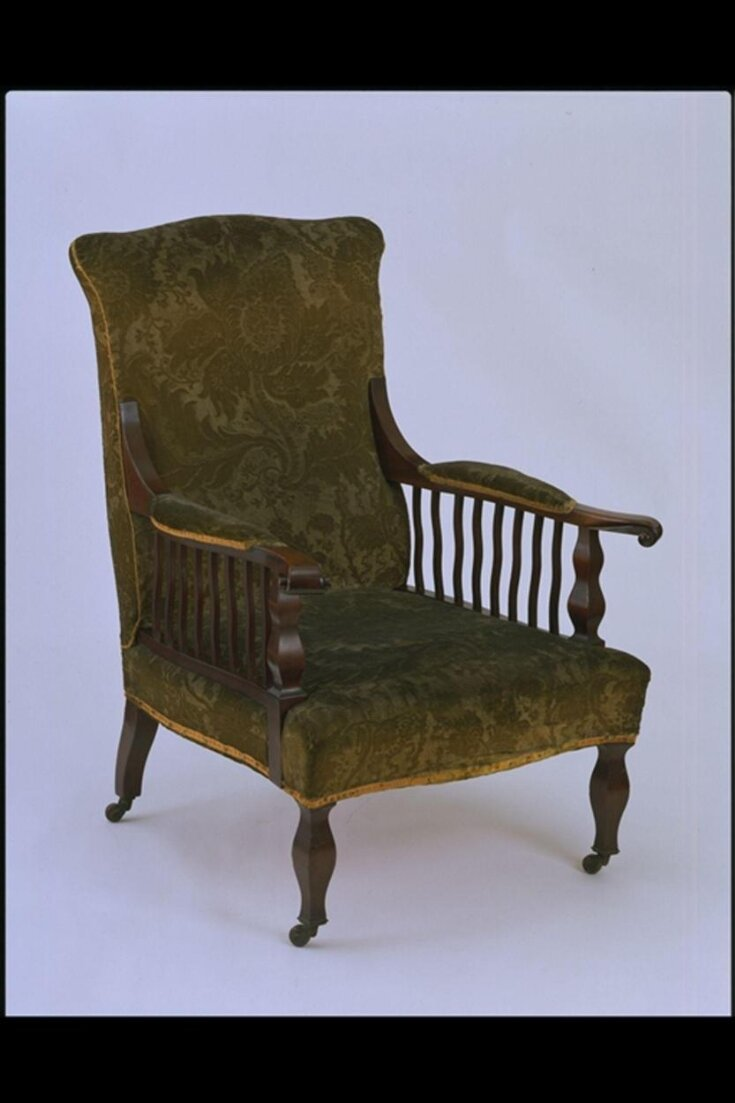 The Saville Easy Chair top image