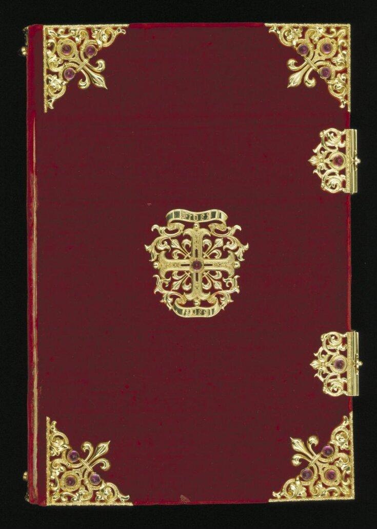 Chambord Missal top image