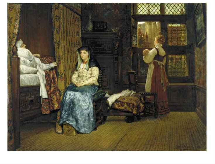 The Visit: a Dutch interior top image