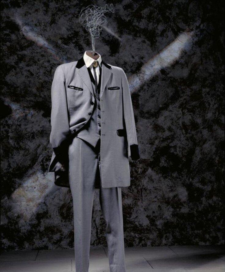 Teddy Boy Suit top image