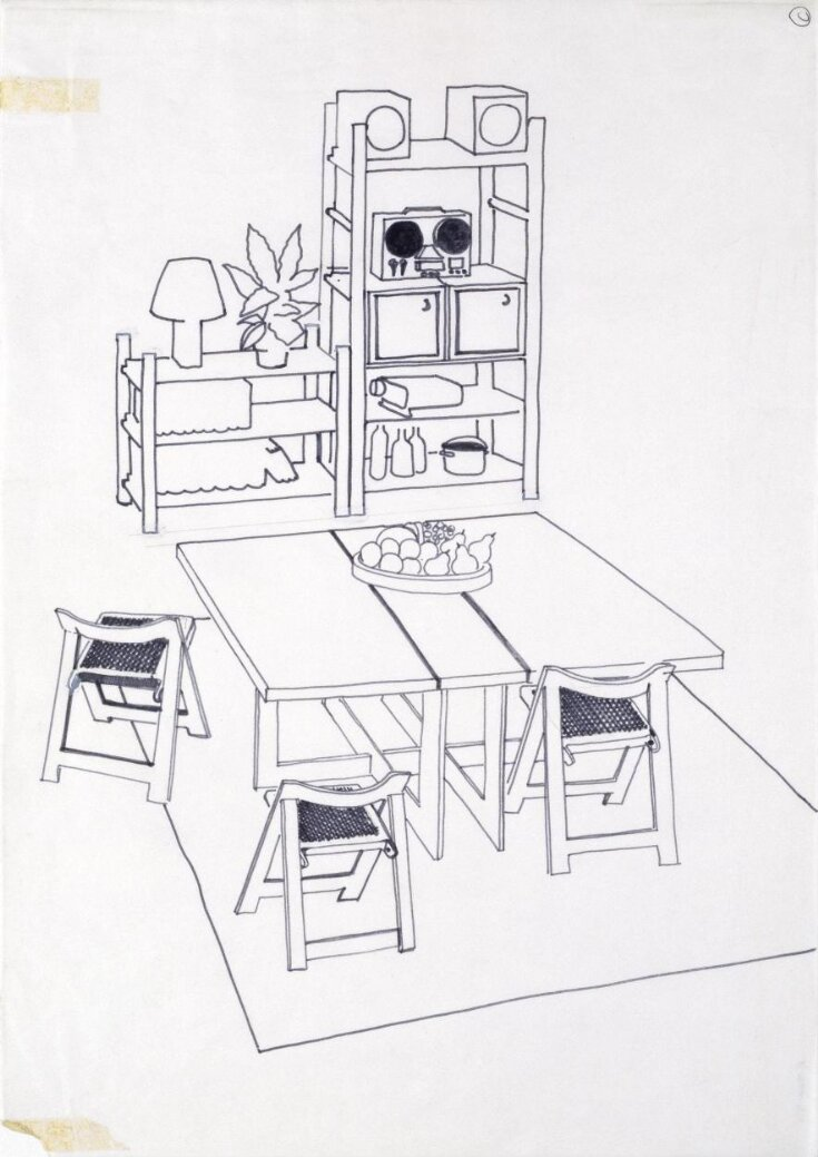 Design for a dining room top image