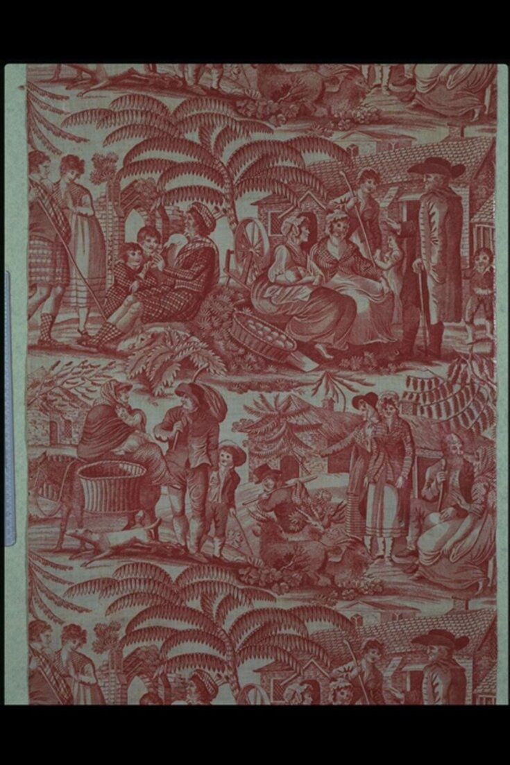 Printed Cotton Furnishing top image
