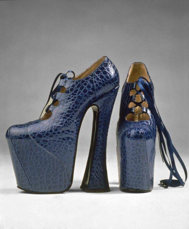 Pair of Platform Shoes top image