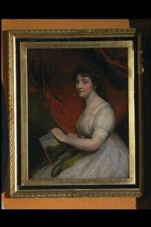 Miss Mary Linwood, Artist in Needlework thumbnail 1