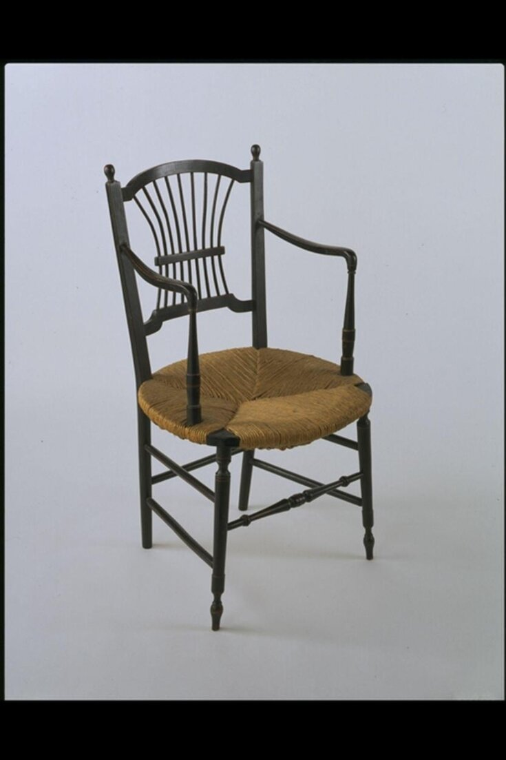 Rossetti chair top image