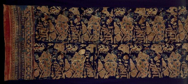 Ceremonial Textiles. top image