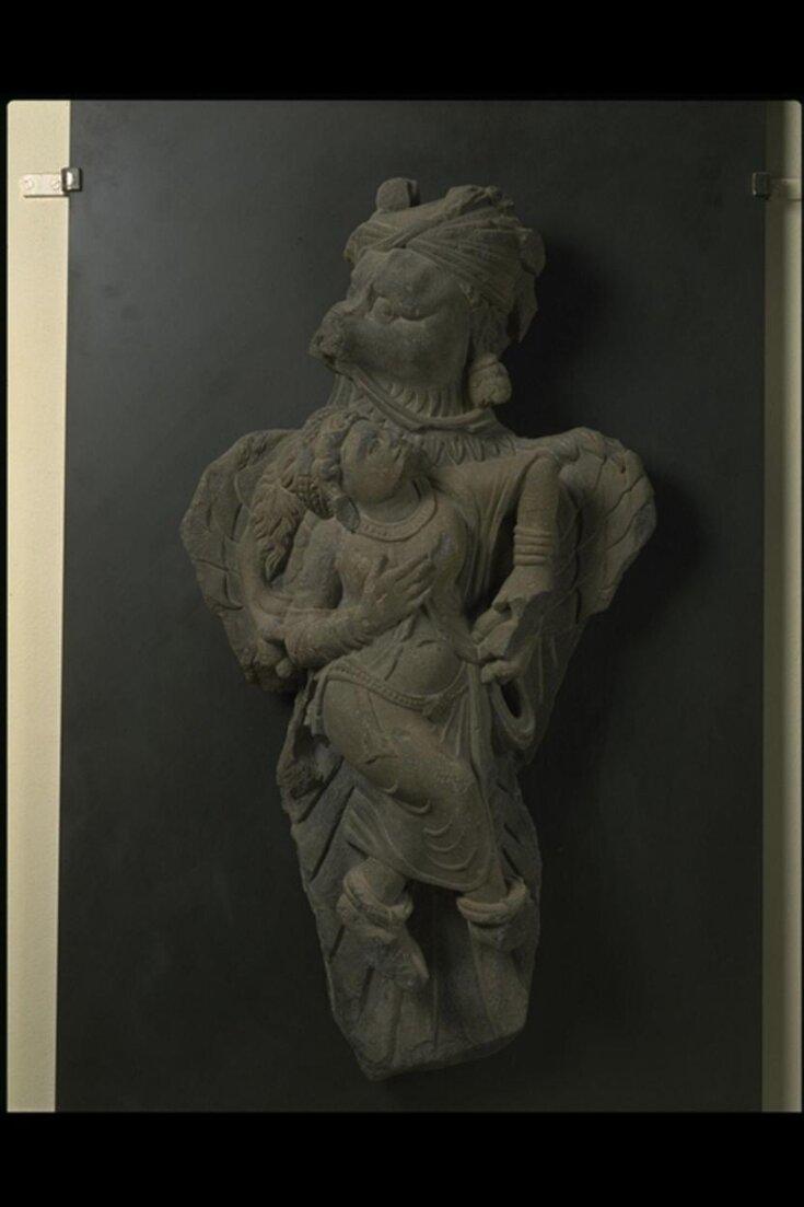 Garuda abducting Queen Kakati top image