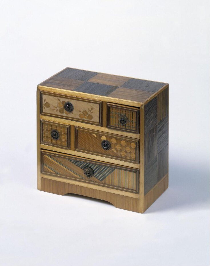 Miniature Chest of Drawers top image