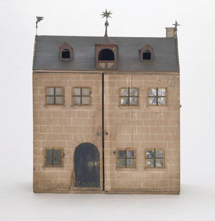 The Nuremberg House top image