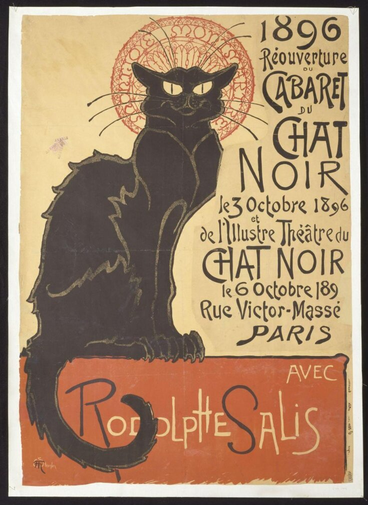 Cabaret du Chat Noir top image
