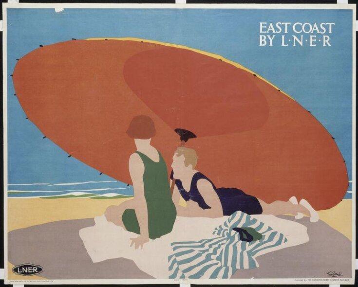 East Coast by L.N.E.R. top image