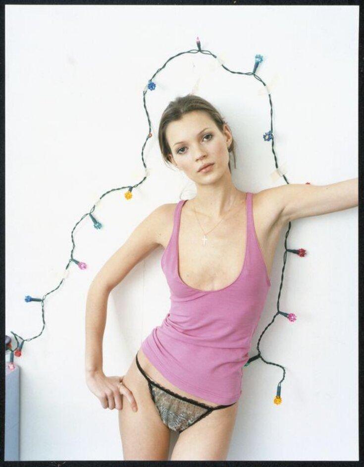 Kate Moss, Under Exposure, 1993 top image