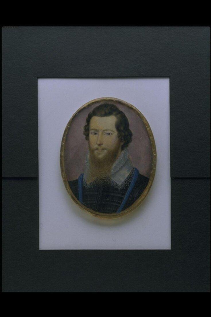 Portrait of Robert Devereux, 2nd Earl of Essex (1566-1601). top image
