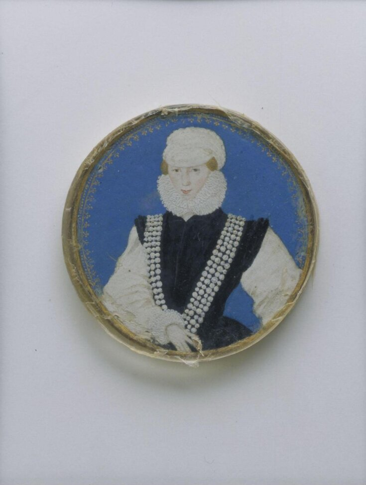 Portrait of Mary Dudley, Lady Sidney (d.1586) top image