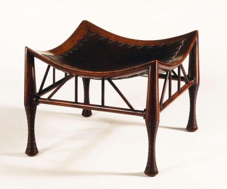The Thebes Stool top image