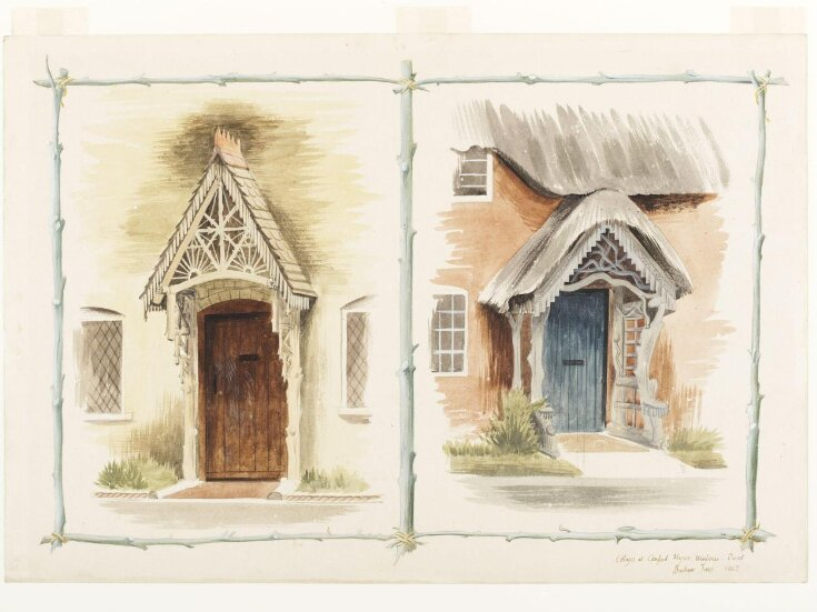 Cottages at Canford Magna, Wimbourne top image