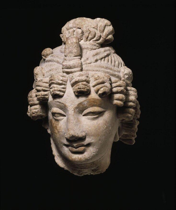 Head of a Bodhisattva top image