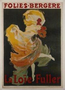 Folies-Bergère--La Loïe Fuller thumbnail 1