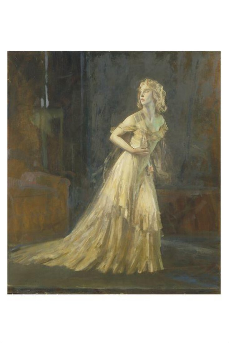 Vivien Leigh as Blanche Dubois in A Streetcar Named Desire by Tennessee Williams top image
