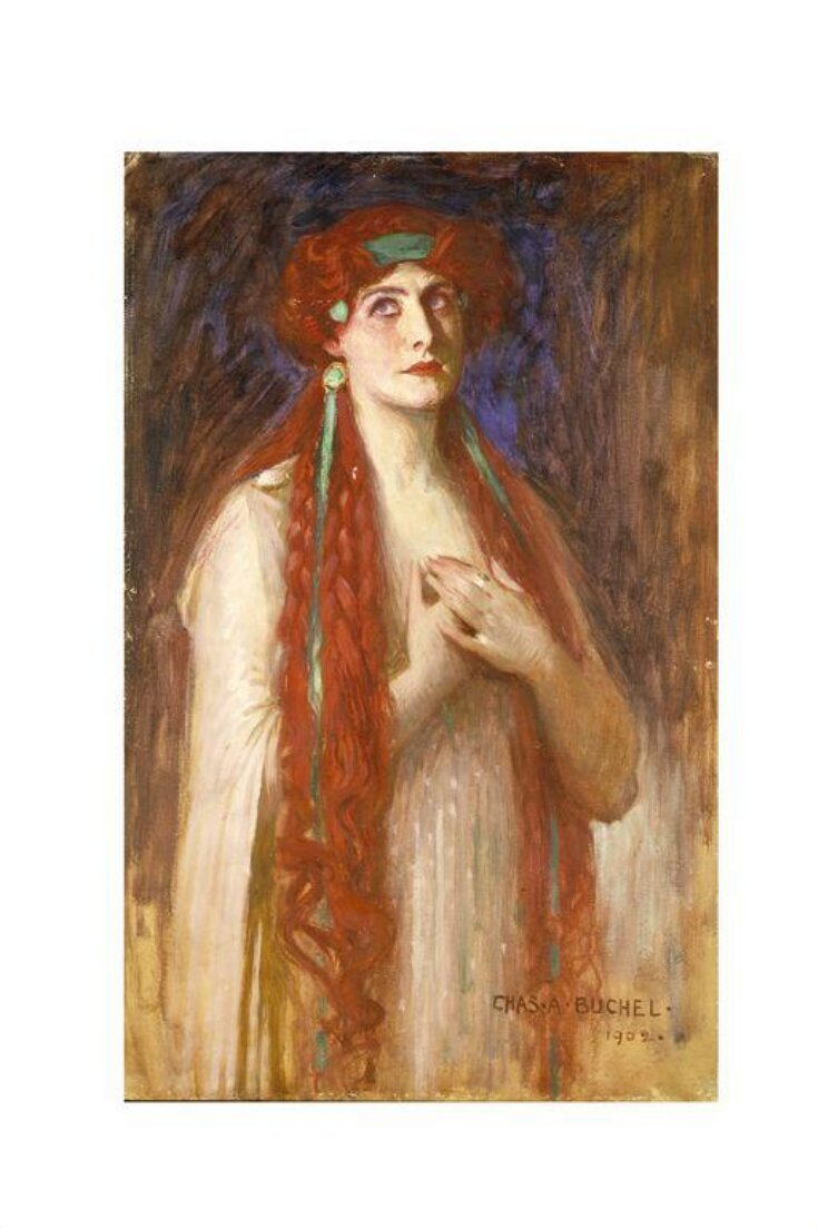 Nancy Price as Calypso in Ulysses by Stephen Phillips top image