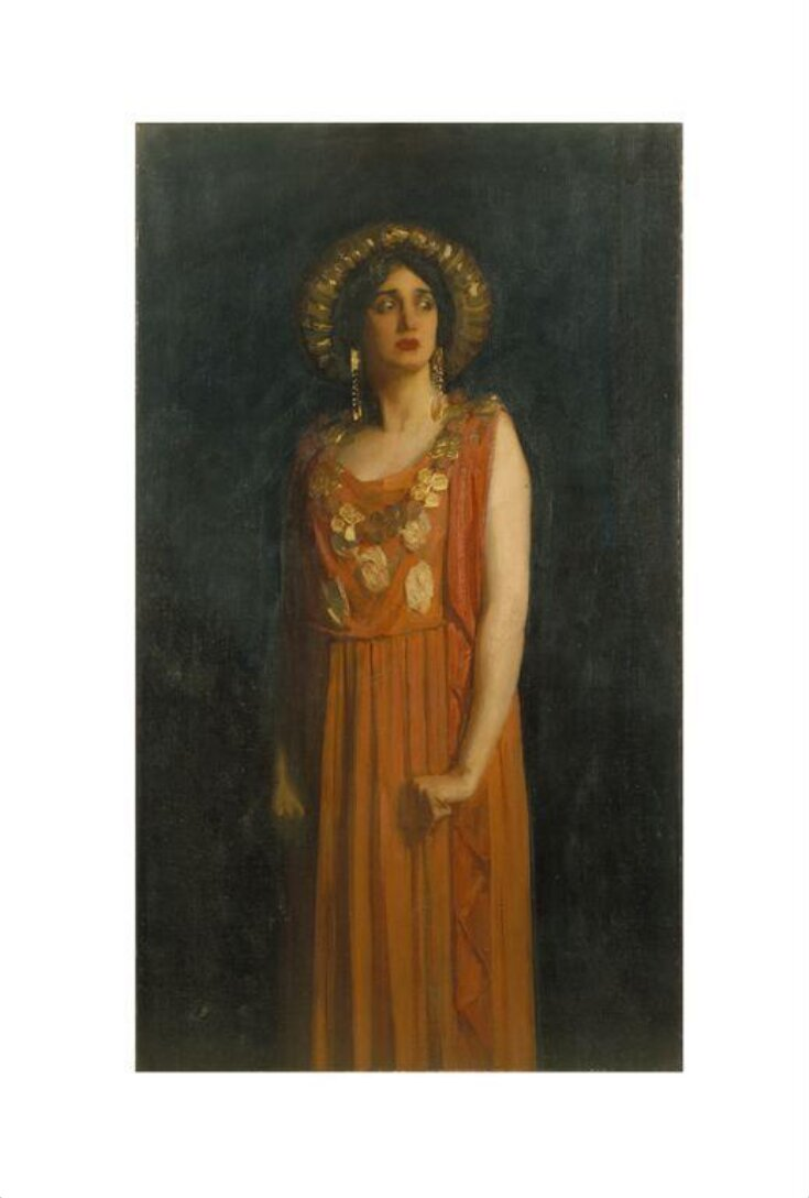 Lillah McCarthy as Jocasta in Oedipus Rex by Sophocles top image